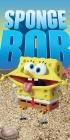 Plážová osuška SpongeBob a Patrik