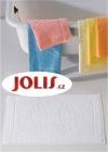 Koupelnové předložky sada 2 ks, fialová vlna